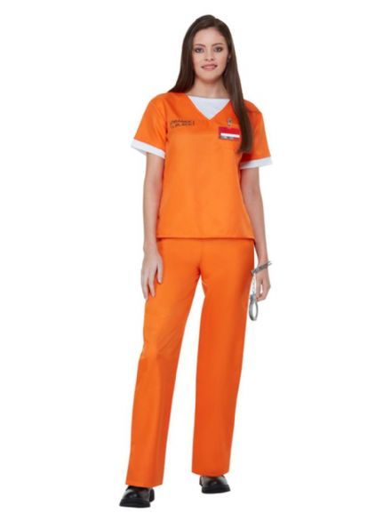 Orange Is The New Black Prison Uniform Costume